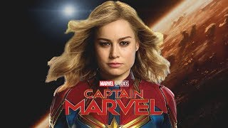 FIRST LOOK at CAPTAIN MARVEL REVEALED by Entertainment Weekly!!!
