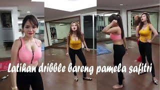 Gadisnesia - Latihan Goyang Dribble bareng Pamela