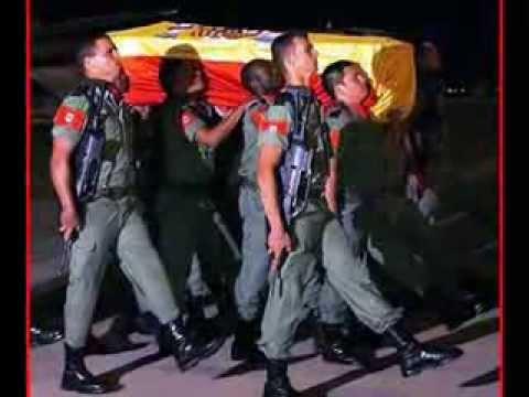 Poderio español brigada paracaidista bripac