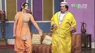Abid Kashmiri New Pakistani Stage Drama Paisa Naach Nachaway  Full Comedy Clip