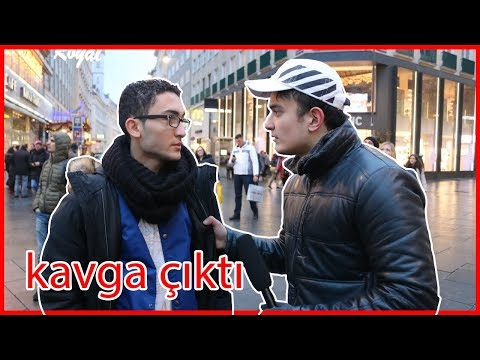 TÜRKIYE SORARKEN KAVGA CIKTI !!!!!