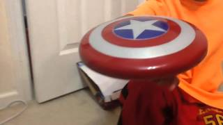 Captain america civil war Magnetic Sheild