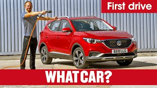 2020 MG ZS EV review – a fully electric SUV bargain? | What Car?