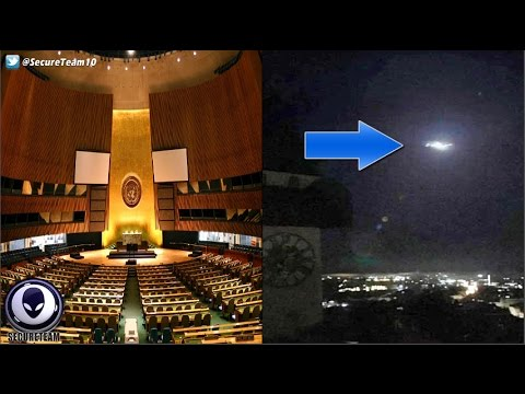 Global UFO Invasion Stirs Panic Military Denies Involvement 10 29 16