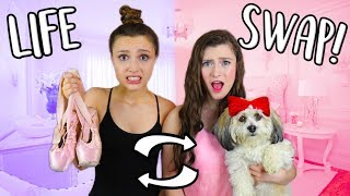 Best Friends Swap Lives for a Day!