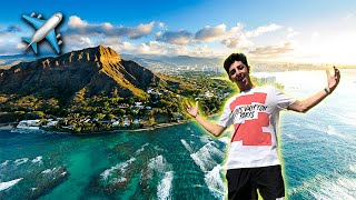 You won't believe where I am... (MY DREAM VACATION)