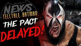 Batman: The Enemy Within - THE Pact DELAYED!