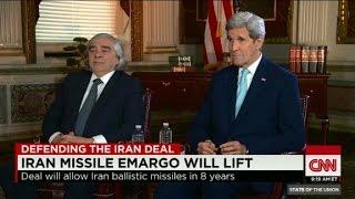 Kerry, Moniz defend Iran deal