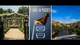 5 days in Madrid and Toledo - Travel film by Tolt #2
