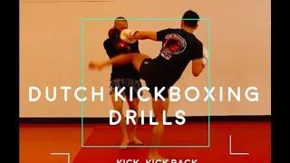 6 of the Best Dutch Kickboxing Drills