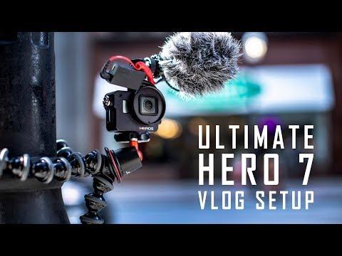 Gopro Hero 7 black vlog setup Dope or nope