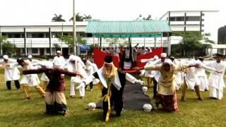 Jhenidah Cadet College -খোসা বাবা 3d