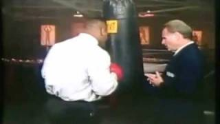 Mike Tyson - How To Knock Someone Out!