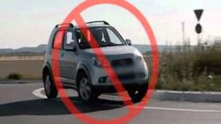 Richtig fahren im Kreisverkehr