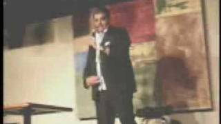 Sean Tamasebi Persian comedy Iranian comic, iranian stand up.