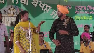 harbansh shota/raman sandhu live pind bore   Rooh Punjab Di