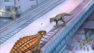 Dinosaur King Hindi