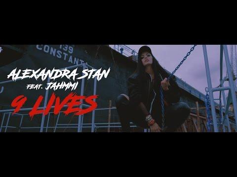 Xxx Mp4 Alexandra Stan Feat Jahmmi 9 LIVES Official Video 3gp Sex