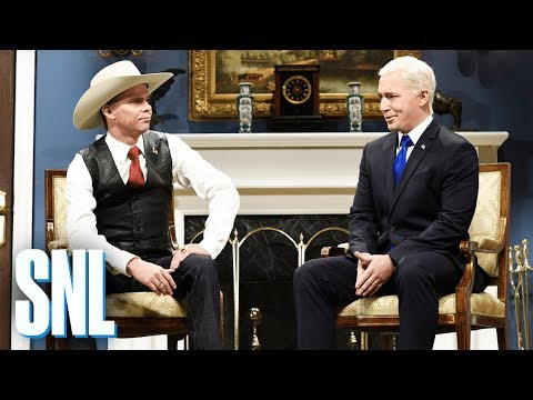 Roy Moore & Jeff Sessions Cold Open SNL