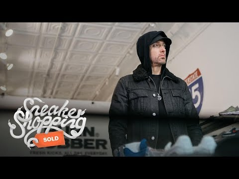 Xxx Mp4 Eminem Goes Sneaker Shopping With Complex 3gp Sex