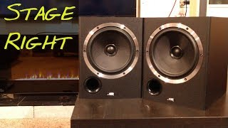 Stage Right Coaxial MonitorS _(Z Reviews)_  $99 Acoustical Cannons!!
