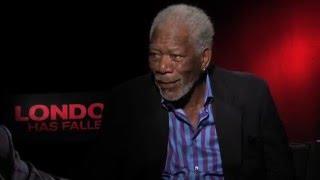 Morgan Freeman Talks Lack of Diversity in Hollywood