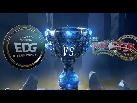 Xxx Mp4 EDG Vs KT Worlds Group Stage Day 7 Edward Gaming Vs Kt Rolster 2018 3gp Sex