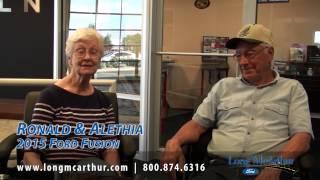 2015 Ford Fusion Customer Review | Ford Dealership serving Salina, KS