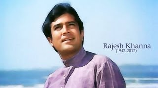 Best Of Rajesh Khanna |Jukebox| - HQ