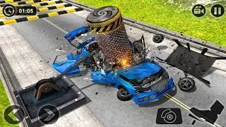 Speed Bump Crash Challenge Game #Sports Car Games Download #Car Racing Games To Play #Games For Kids