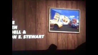 Cars 3 After Credit Scens (SPOILER) [HD]