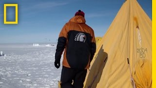 Where Does the Waste Go?: A Day in the Life of a Scientist | Continent 7: Antarctica