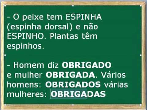 watch Portugues para concurso - erros comuns e erros grosseiros