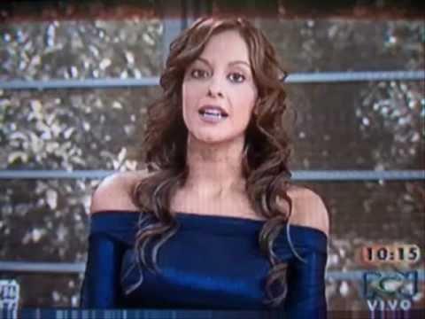 Las Contradicciones de Laura Acuña Hablando de su video arreglan las uñas
