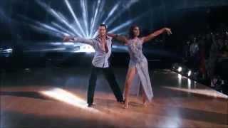 Tamar Braxton & Valentin - Week 4 Rumba