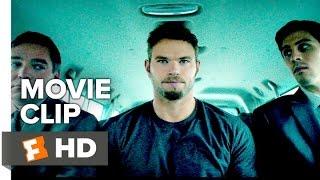 Extraction Movie CLIP - Van Fight (2015) - Bruce Willis, Kellan Lutz Movie HD