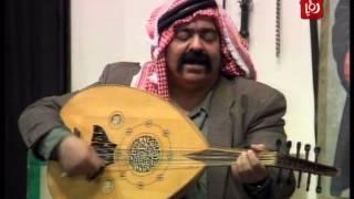 أبوصقر (موسى حجازين) في مسرحية الآن فهمتكم - مشهد مضحك