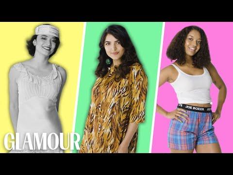 Xxx Mp4 100 Years Of Pajamas Glamour 3gp Sex