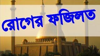 Bangla New Waz 2016~রোগের ফজিলত~By Sheikh Motiur Rahman Madani