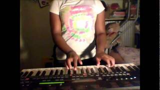 With Your Love- Cher Lloyd. Piano Cover by Aidia Jonas