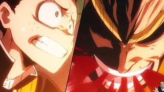My Hero Academia Episode 2 僕のヒーローアカデミア Anime Review -- DEM FEELS