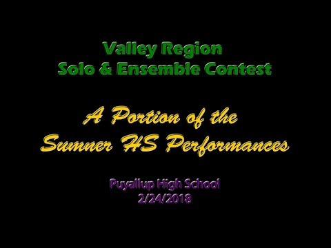 Xxx Mp4 Valley Region Solo Ensemble 2018 3gp Sex