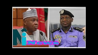 Saraki vs IGP: Real reason for transfer of suspects to Abuja - Source