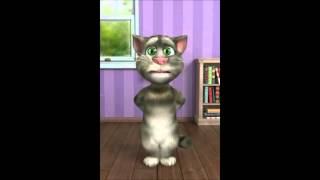 Talking TomCat Funny Video (Singing Blue Eyes Yo Yo Honey Singh Song )