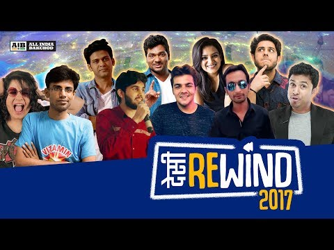 Xxx Mp4 AIB Desi YouTube Rewind 2017 PeekeMatChala 3gp Sex