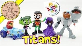 Teen Titans Go McDonald