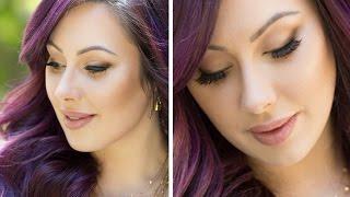 Naturally Glam Makeup    Makeup Geek