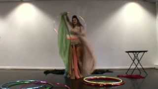 Valentina's Dance of the Seven Hoops