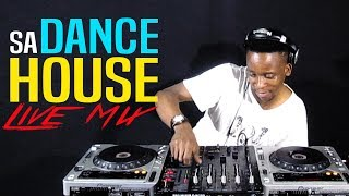HOUSE MUSIC LIVE MIX 03 AUGUST 2018 (Holly Rey - Deeper)