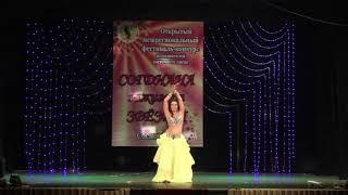 رقص شرقي مع إليسارBelly dance by Natalia Dzhabbarova